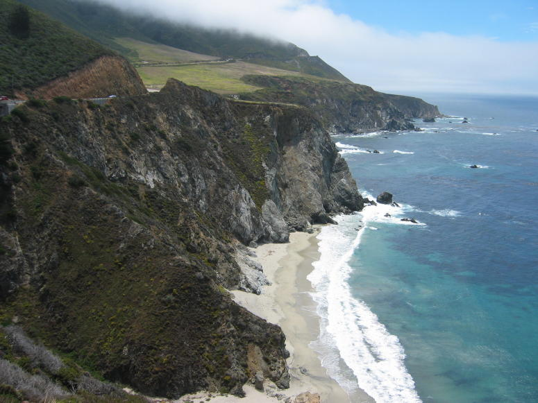 Bixby Creek - Big Sur vicinity, California, USA