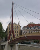 Palais de Justice Footbridge