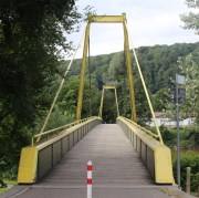 Esslingen Cable-stayed Footbridge