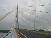 Normandie Cable-stayed Bridge