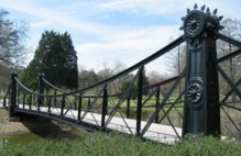 Forest Park Suspension Footbridge