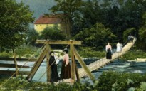 Baoba Swinging Bridge