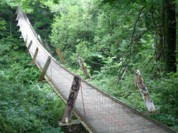 Columbus Junction Swinging Bridge