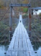 Middle Fork Kentucky River Swinging Bridge