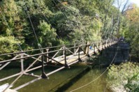 Patapsco Valley State Park Footbridge - Construction 2
