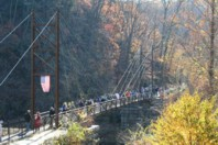 Patapsco Valley State Park Footbridge - Grand Opening