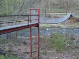 Miller Richardson Memorial Kiwanis Park Suspension Footbridge