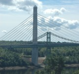 Penobscot Narrows Cable-stayed Bridge