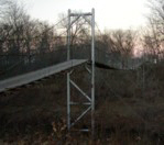 Pawhuska Suspension Footbridge