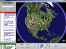 Google Earth example 1